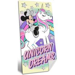 Minnie fürdőlepedő, törölköző 70*140 cm, Unicorn Dreams