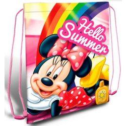 Minnie tornazsák 40 cm, Hello summer