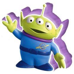 Toy Story párna, formapárna, Űrlény