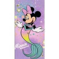 Minnie egér fürdőlepedő, törölköző 70*140 cm, Marmaid (Fast Dry)