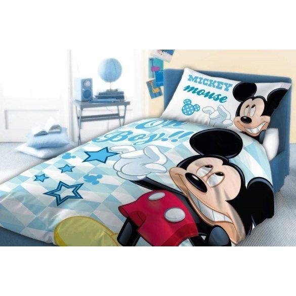 d2d7622f6b2f Mickey ovis ágyneműhuzat szett 100*135 cm, 40*60 cm - Perfect Baby ...