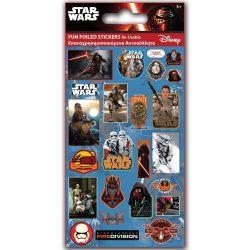 Star Wars matrica szett 9x16cm, többféle