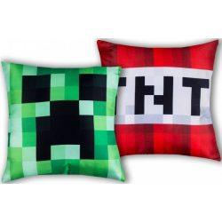 Minecraft párna 40*40 cm, TNT