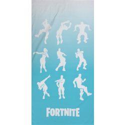 Fortnite fürdőlepedő, törölköző 70*140 cm, Dance