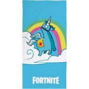 Fortnite fürdőlepedő, törölköző 70*140 cm, Rainbow