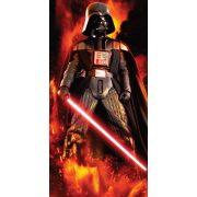 Star Wars fürdőlepedő, törölköző 70*140 cm, Darth Vader