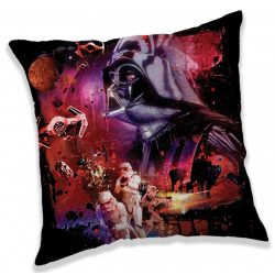 Star Wars párnahuzat 40*40 cm, Darth Vader