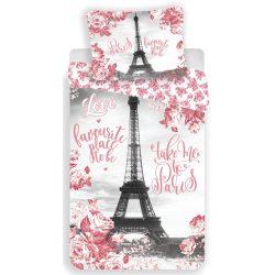 Párizs ágyneműhuzat szett 140*200 cm, 70*90 cm, Eiffel-torony