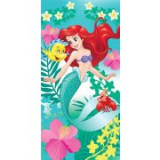 Ariel, a kis hableány fürdőlepedő, törölköző 70*140 cm