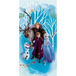 Jégvarázs fürdőlepedő, törölköző 70*140 cm, Frozen II