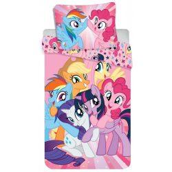 My little pony ágyneműhuzat szett 140*200 cm, 70*90 cm, rózsaszín