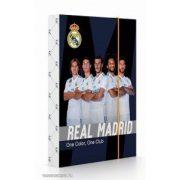 Real Madrid füzetbox A/4