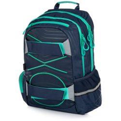 Oxybag, Oxy Sport hátizsák 45 cm, 23l, Pastel Line kék-pasztel zöld