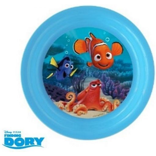 Nemo műanyag tányér 3D