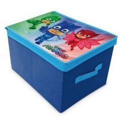 Pizsihősök játéktároló doboz