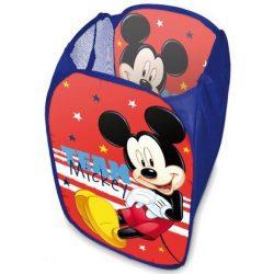 Mickey játéktároló 35*35*60 cm