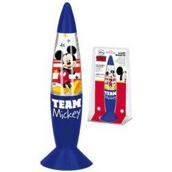 Mickey mini csillámos lámpa
