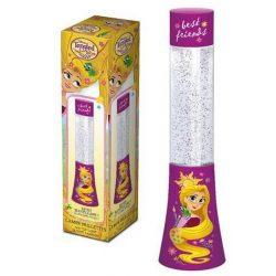 Aranyhaj csillámos lámpa, 33 cm