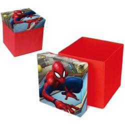 Pókember játéktároló doboz