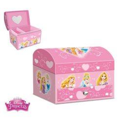 Hercegnők ékszertartó doboz