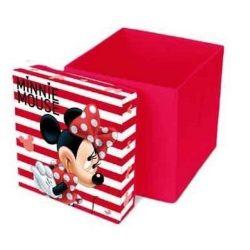 Minnie játéktároló doboz