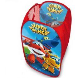 Super Wings játéktároló 35*35*60 cm