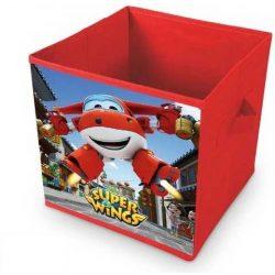 Super Wings játéktároló doboz