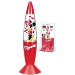 Minnie mini csillámos lámpa