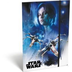 Star Wars gumis mappa A/4 Rogue One Space