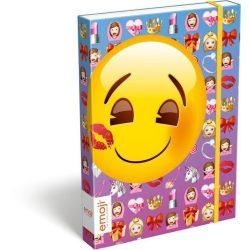 Emoji füzetbox A/5 Girls