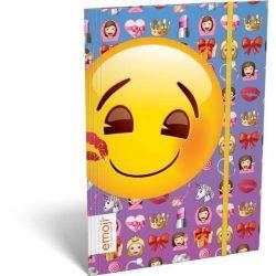 Emoji gumis mappa A/5 Girls