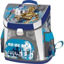 Star Wars iskolatáska ergonómikus, 39 cm, Droids