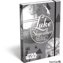 Star Wars füzetbox A/5, Star Wars Fashion, Luke