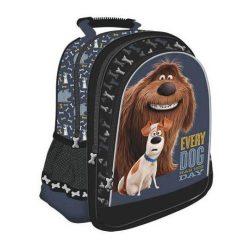 Kis kedvencek titkos élete táska, hátizsák 38 cm, fiúknak