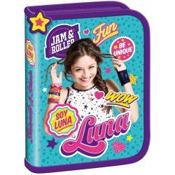 Soy Luna tolltartó, klapnis, üres