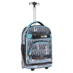 Paso gurulós hátizsák, táska, 51 cm, city