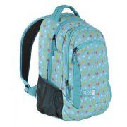 Paso táska, hátizsák 46 cm, világoskék