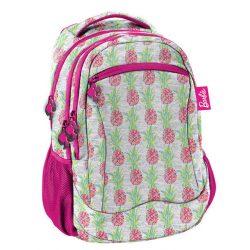 Barbie hátizsák, 43 cm, ananász mintával, Paso