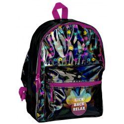 Minnie hátizsák, 40 cm, fényes, műanyag, Paso