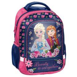 Jégvarázs hátizsák, iskolatáska 43 cm, sötétkék, Paso