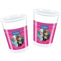 Jégvarázs műanyag pohár 8 db-os 200 ml
