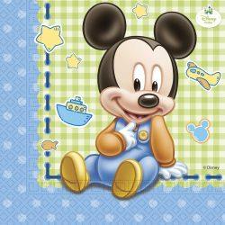 Mickey szalvéta 20db-os