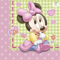 Minnie szalvéta 20db-os