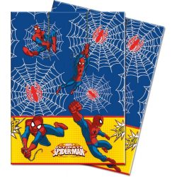 Pókember műanyag asztalterítő 120*180 cm
