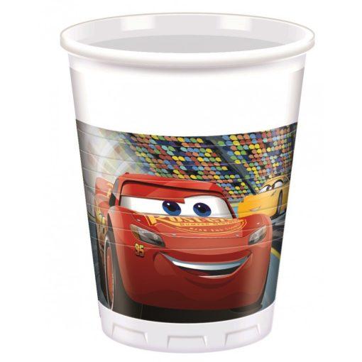 Verdák műanyag pohár 8 db-os 200 ml