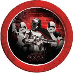 Star Wars papírtányér 23 cm 8 db-os