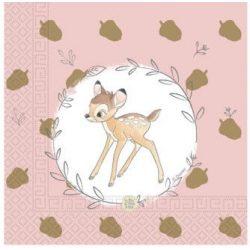 Bambi szalvéta 20db-os