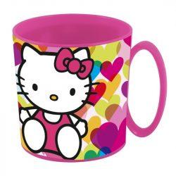 Hello Kitty micro bögre 350 ml