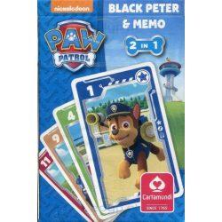 Mancs őrjárat Fekete Péter és memóriakártya