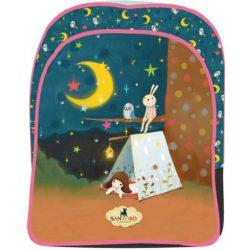 Santoro Kori Kumi hátizsák, táska 36 cm, Starry Night